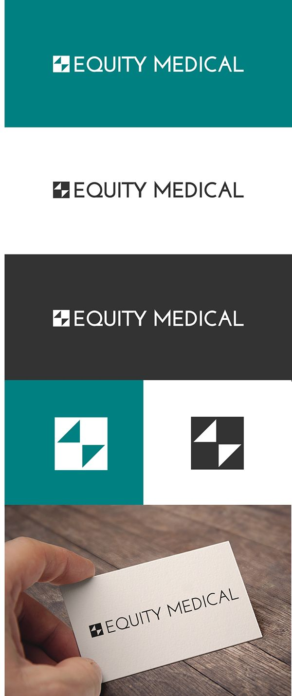 EQUITY MEDICAL | Logo on Behance