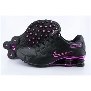 cheapshoeshub com Cheap Nike free run shoes outlet, discount nike free shoes Women's Nike Air Shox NZ Black Pink