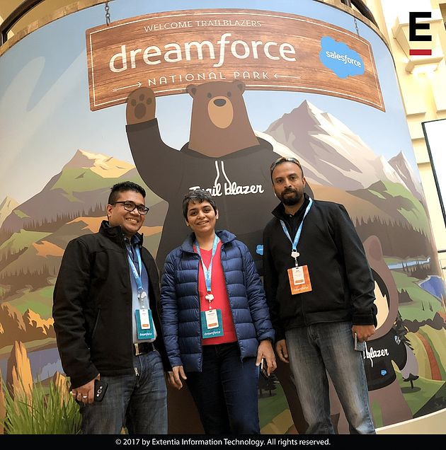 To know more visit https://www.extentia.com/dreamforce