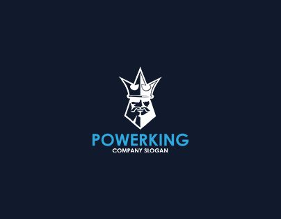 "Check out new work on my @Behance portfolio: ""Power King Logo"" http://on.be.net/1NUsgO3"