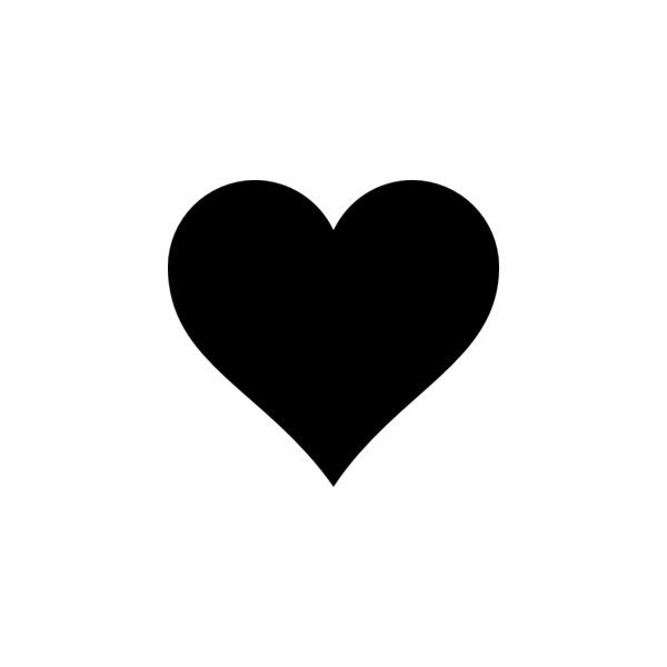 Black Heart clip art liked on Polyvore | counseling ...