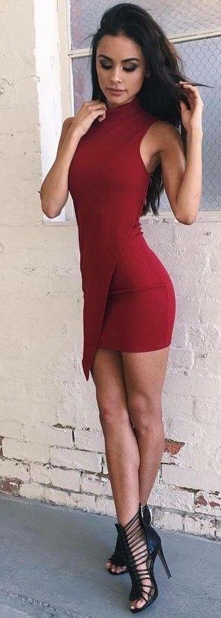 #summer #tigermist #outfits | Little Red Dress