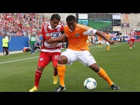 FOOTBALL -  HIGHLIGHTS: FC Dallas vs Houston Dynamo - March 17th, 2013 - http://lefootball.fr/highlights-fc-dallas-vs-houston-dynamo-march-17th-2013-2/