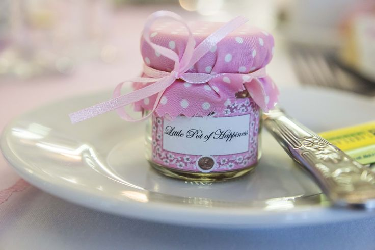 Little pot of happiness for your guests to enjoy on your Special Day.
