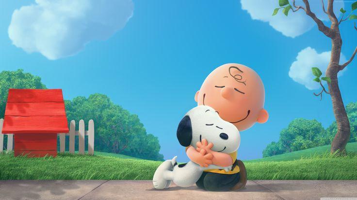 Wallpaper The Peanuts Movie Snoopy Charlie Brown Movies
