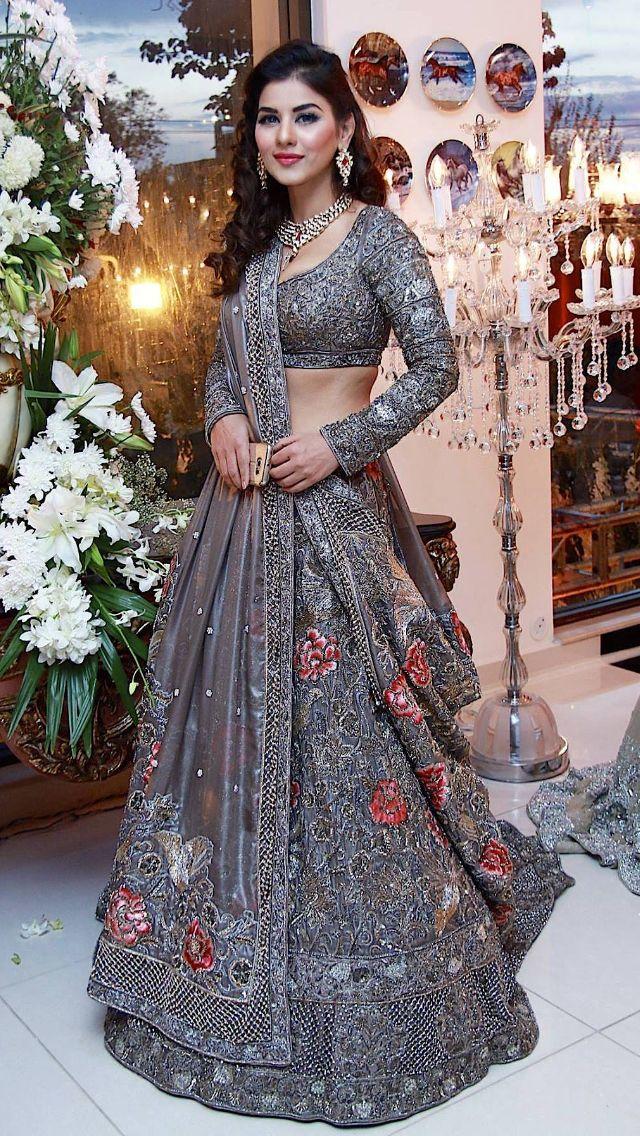 Honey Waqar Wedding Outfit GuestIndian OutfitsPakistani