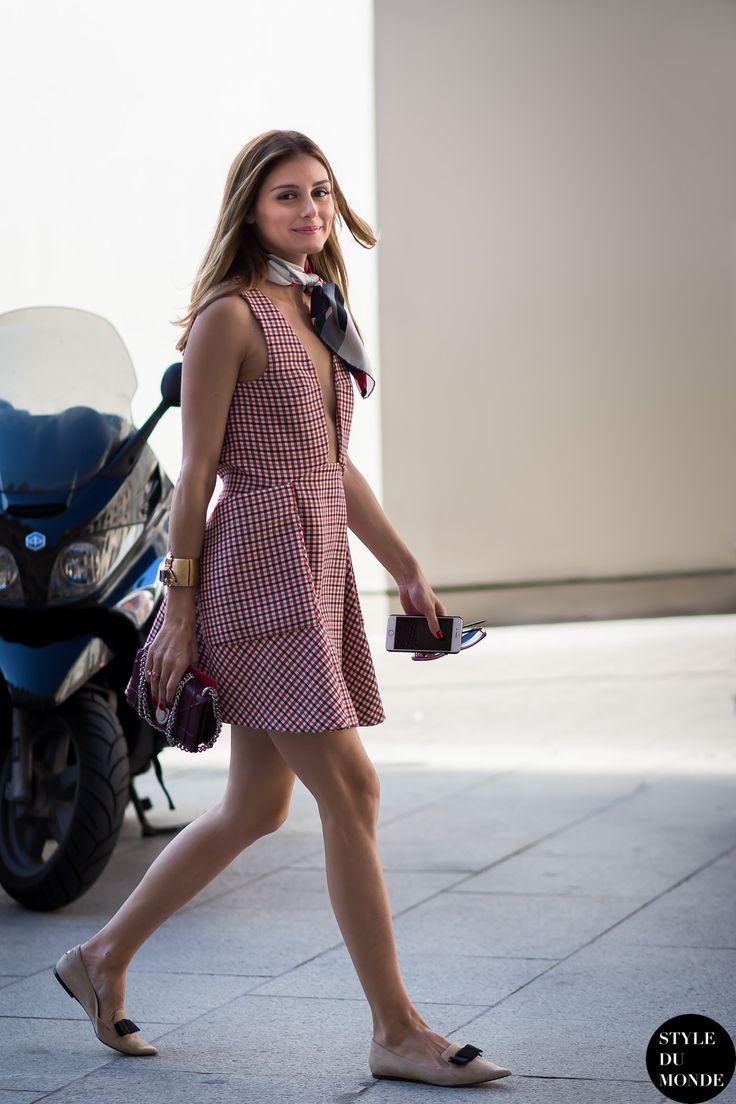 Haute Couture Fall 2015 Street Style: Olivia Palermo