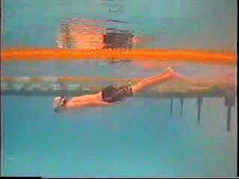 How To Swim Video - Breast Stroke
