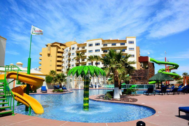 Las Palmas Resort in Rocky Point, Mexico - YouTube