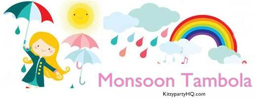 Monsoon special Kitty party game idea