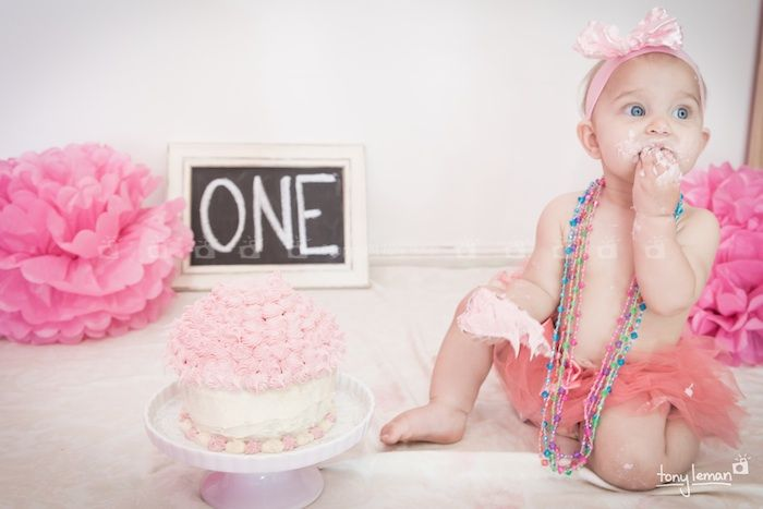 Baby's smash cake - Capture that special day when your little one is let loose on their very own cake to celebrate their birthday (usually one and two year olds).  As a special feature, we supply a tub and bubbles to get your little one clean.