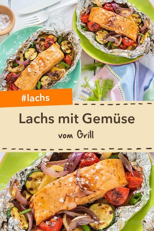 Rezepte Lachs