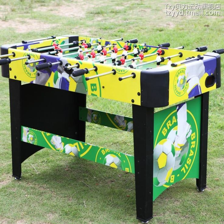 107.00$  Buy now - http://ali80y.worldwells.pw/go.php?t=2038275492 - 48inch indoor foos table soccer table  football table sets recreational sports for children to play