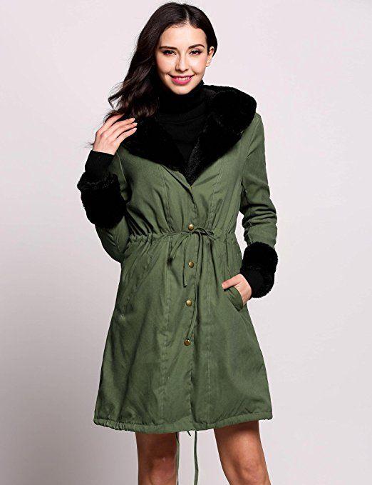 die besten 25 warmer wintermantel damen ideen auf pinterest grey coat outfit minimal chic. Black Bedroom Furniture Sets. Home Design Ideas