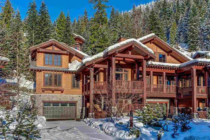 Located alongside the 2010 Olympic Dave Murray Downhill on Whistler Mountain is the Fairmont Heritage Place. Would You Like a Second Opinion on Your Most Valuable Asset, Contact Me? 2300 NORDIC DRIVE #20, Whistler, BC V0N 1B2