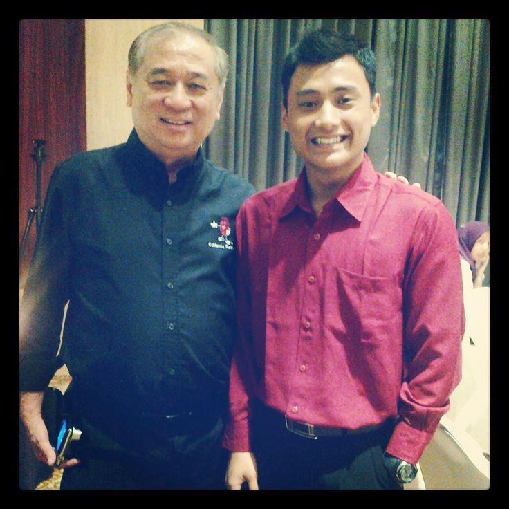 https://flic.kr/p/v4sQfe | IMG_20140122_161516 | Mr.Richard Lieu, RAC Singapore at Hotel Tentrem Yogyakarta