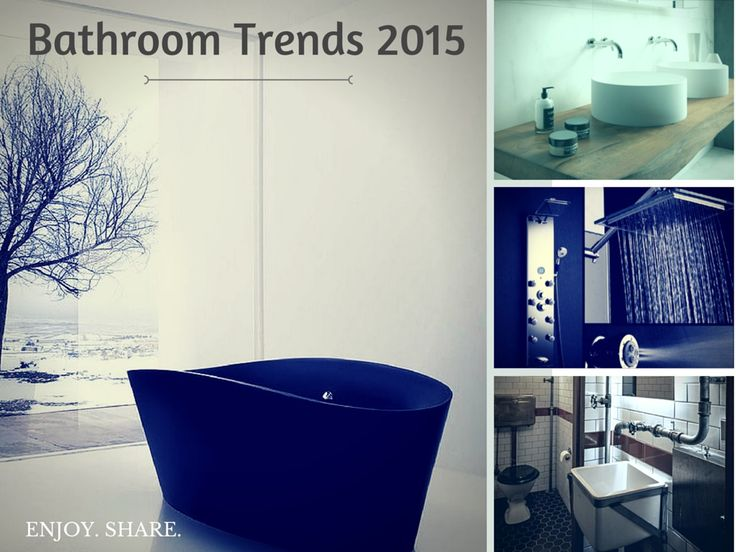 Today's Bathroom Design Trends, selling your home? it's always a good idea to check out the latest bathroom design, color trends and decor trends.