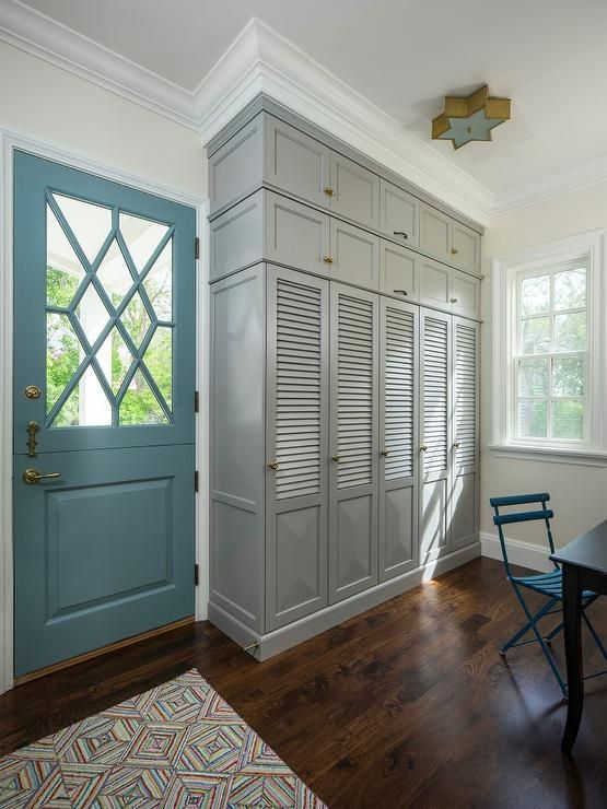 196 0 best laundry mud room images on pinterest for Entryway lockers with doors