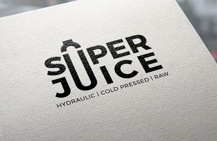 superjuice LOGO design on Behance
