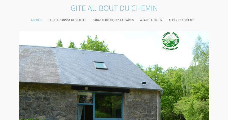 Maison d'architecture creusoise au coeur d'une nature préservée -  au village de Mareilles sur la commune de Sous Parsat en Creuse.  Label Accueil Paysan. Capacité : 4 personnes + 1 enfant en bas âge.