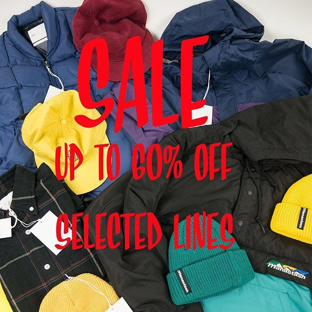 4caa14a21 UP TO 60% off Selected Lines.. #tilak #wayward #manastash #tsptr ...