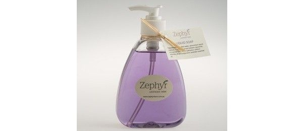 Liquid Soap - Lavender Liquid Soap is a convenient way to ensure that your hands – smell wonderful, while the natural antiseptic qualities of lavender will help any cuts or scratches. Our liquid soap has been formulated to leave your skin feeling soft and silky without stripping it of its natural oils. Use it as a hand or body wash and it comes in either a pump pack or convenient refill.