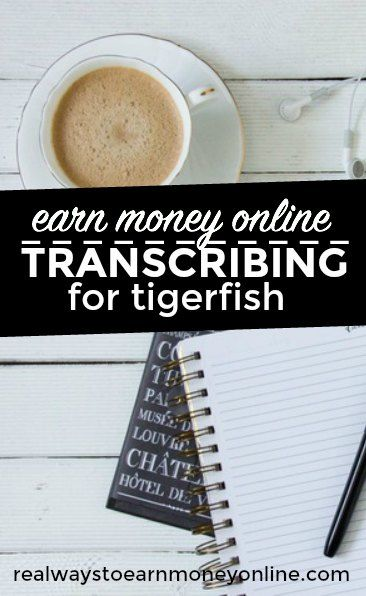 Want to start in work at home transcription, but you have no experience? Tigerfish transcription is one option as they will consider industry newbies. via @RealWaystoEarn