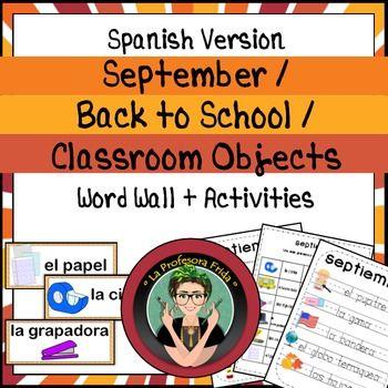 1000+ images about Kindergarten Spanish on Pinterest