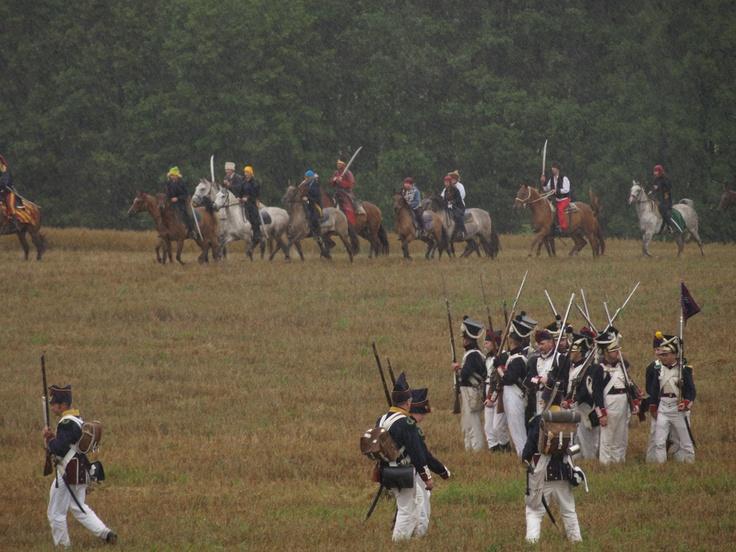 Batalia Napoleońska w Będominie / Napoleon Battle in Będomin #event