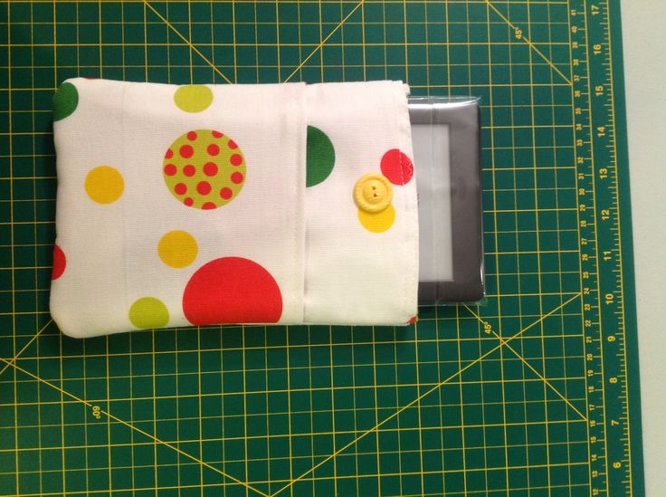 Kindle Sleeve with pocket