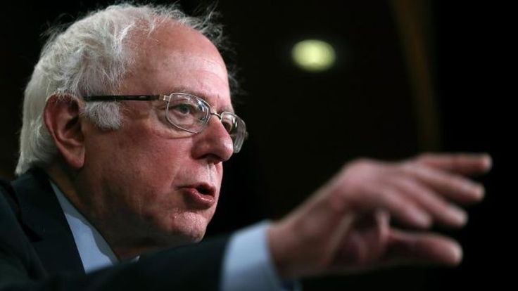 """At a town hall meeting, Sen. Bernie Sanders said he plans to propose his """"Medicare for All"""" single-payer plan in the Senate. Video provided by Newsy"""