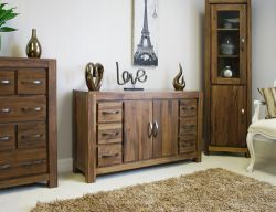 Furnishing your home with an exclusive range of furniture set is in high demand these days. Visit Solidwood Furniture to decor your interior with best range. For more click http://solidwoodfurniture.co/product-details-pine-furnitures-2989--mayan-walnut-six-drawer-sideboard.html