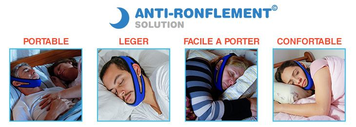 Solution Anti-Ronflement®