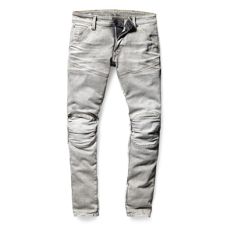 5620 g star elwood 3d zip knee jeans gstarelwood g star. Black Bedroom Furniture Sets. Home Design Ideas