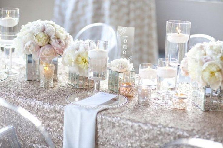 Organisez le mariage de vos rêves grâce à nos idées originales et inspirantes de déco table mariage d'hiver! Élégantes et belles, les photos dans notre gal