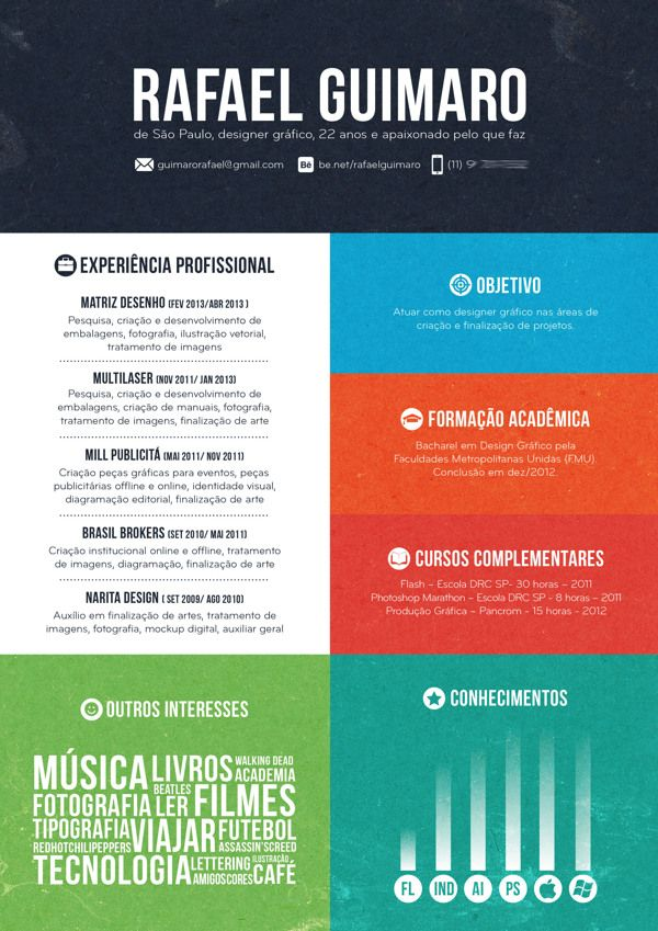 66 best Resumes images on Pinterest Resume ideas, Resume - unique resumes templates