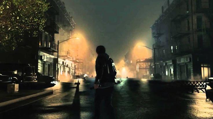 Norman Reedus ... Silent Hill (P.T.) - Teaser Trailer / Hideo Kojima, Guillermo del Toro &...