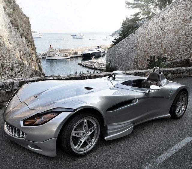 Beau Silver Veritas RS III Roadster Hybrid Luxury Sports Car Last Sweet Chrome  Bugatti Veyron American Cars Special Delivery  Ferrari FF Smoothly.