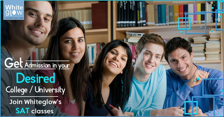 Join Whiteglow and master each aspect tested in the SAT exam. Whiteglow's SAT classes are a matchless option to open gates to the most desirable B-School of your choice. With focus on all the imperative elements of consideration, their extensively laid curriculum covers each section that is examined. #WhiteGlow #Consulting #SAT #Exam #Classes #BSchool #College #University