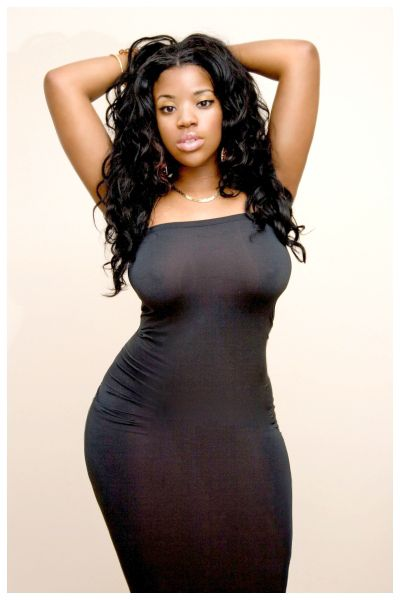 Voluptuous black women seeking men