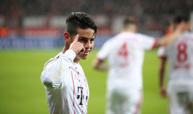 Golazo de James la victoria del Bayern sobre el Leverkusen -  Bayern logró una victoria a domicilio ante el Bayer Leverkusen (1-3) que quedó sentenciada en el minuto 90 con un gran gol de falta del colombiano James Rodríguez que acabó con las esperanzas del Leverkusen de lograr el empate, James tuvo un buen partido con un gol y una asistencia para el seg... - https://notiespartano.com/2018/01/12/golazo-james-la-victoria-del-bayern-leverkusen/