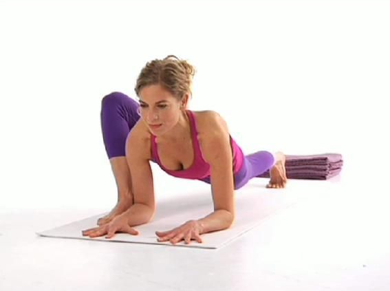 Hip Enough - hip exercises...great for runners!