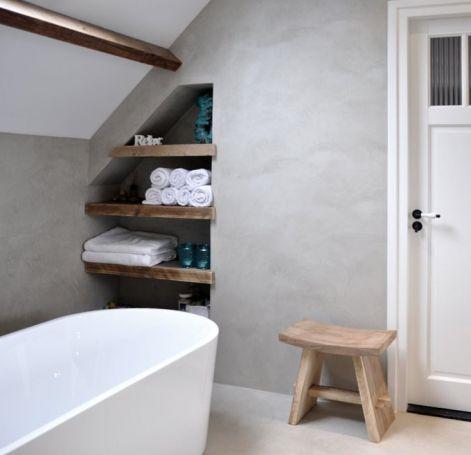 ... Beton Badkamer op Pinterest - Betonnen Wastafel, Badkamer en Wastafels