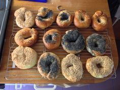 How to bake like a pro -- make your own bagels! » Thermomix Super Kitchen Machine  