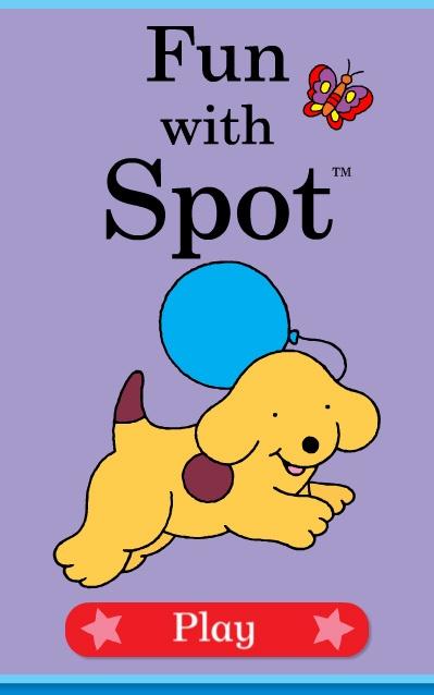See Spot Run. Spot Runs Fast.