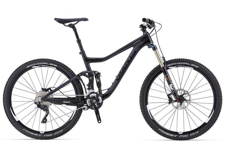 """27.5"""" Mountain Bikes : Giant Trance Adv 1"""