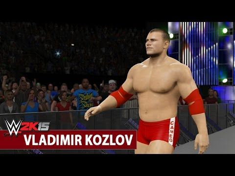 WWE 2K15 Community Showcase: Vladimir Kozlov (PlayStation 4)