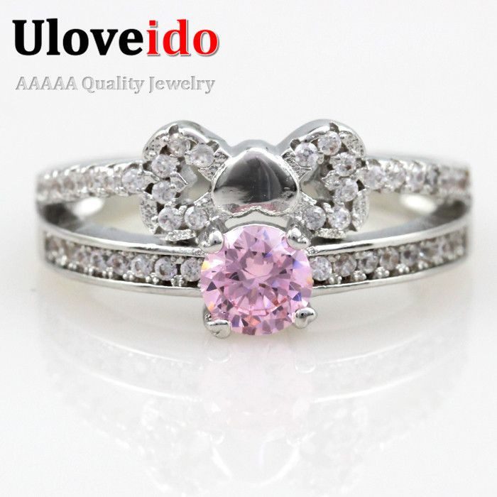 Find More Rings Information about Big Crystals Engagement Rings 2016 New Fashion Jewellery for Women Purple Stone Classic Wedding Ring Alianzas De Oro Ulove Y2694,High Quality jewellery mold,China jewellery plating Suppliers, Cheap jewellery stand from Uloveido Official Store on Aliexpress.com