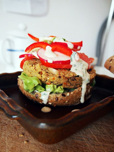 Vegan burger  #vegan #burger