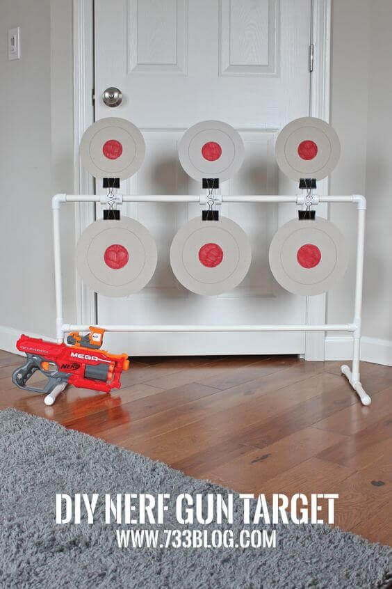 13 best Nerf party images on Pinterest Birthday ideas Nerf